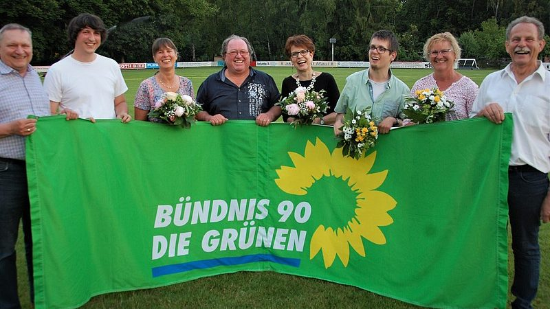 Gründung grüner Ortsverband Niederwerrn
